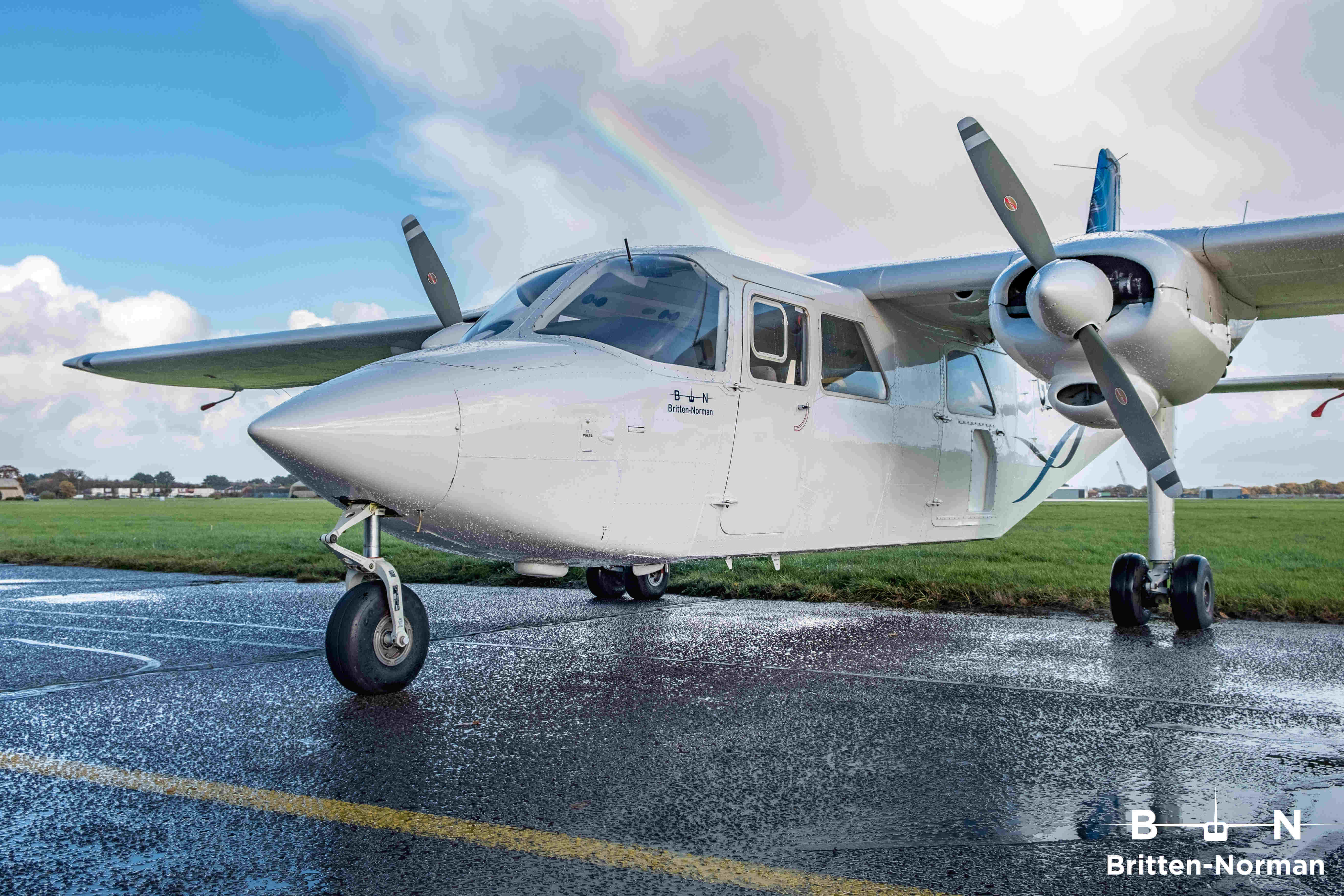 Britten-Norman Launches New Lease Options - Britten Norman